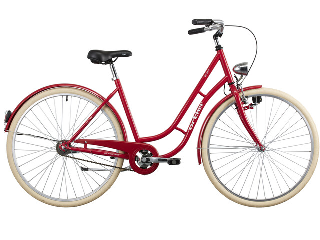 Ortler Detroit Dame shiny red